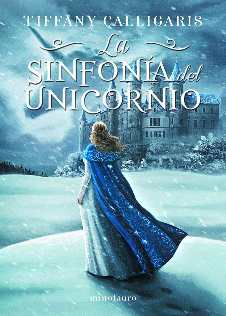 Portada «La sinfonía del unicornio»