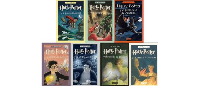 Sagas de fantasía «Harry Potter»