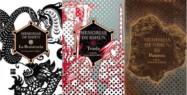 Sagas de fantasía «Memorias de Idhún»
