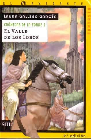 «El valle de los lobos»de las sagas de fantasía «Crónicas de la torre»