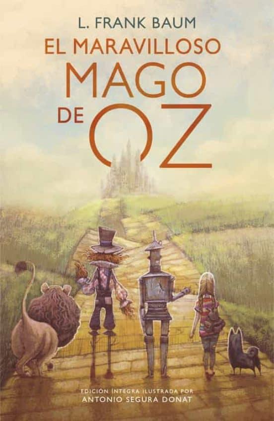 El mago de Oz portada
