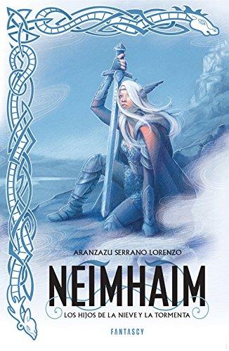 Portada de «Neimhaim. Los hijos de la nieve y la tormenta»