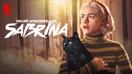 Portada de la serie «El mundo oculto de Sabrina»