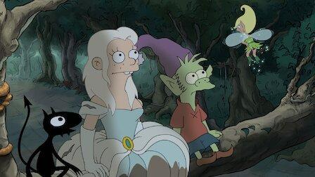 Imagen de la serie «Desencanto»
